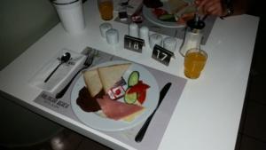 Kontinentalfrühstück