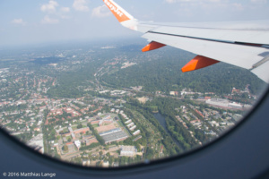 Easyjet Flug