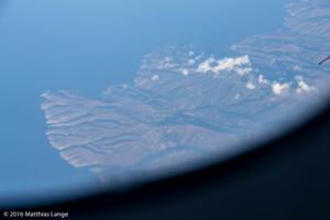 Landeanflug Kreta